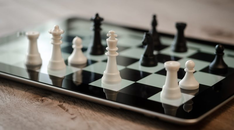 Chess on Pad